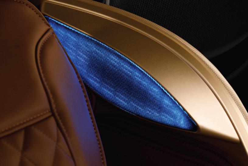 ระบบความร้อนในเก้าอี้นวดไฟฟ้า 4D