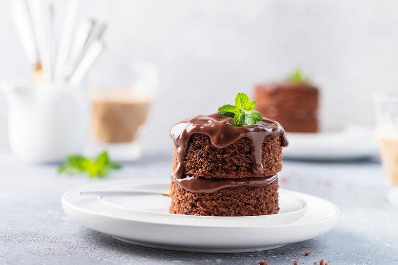 ภาพ: เค้กช็อคโกแลค